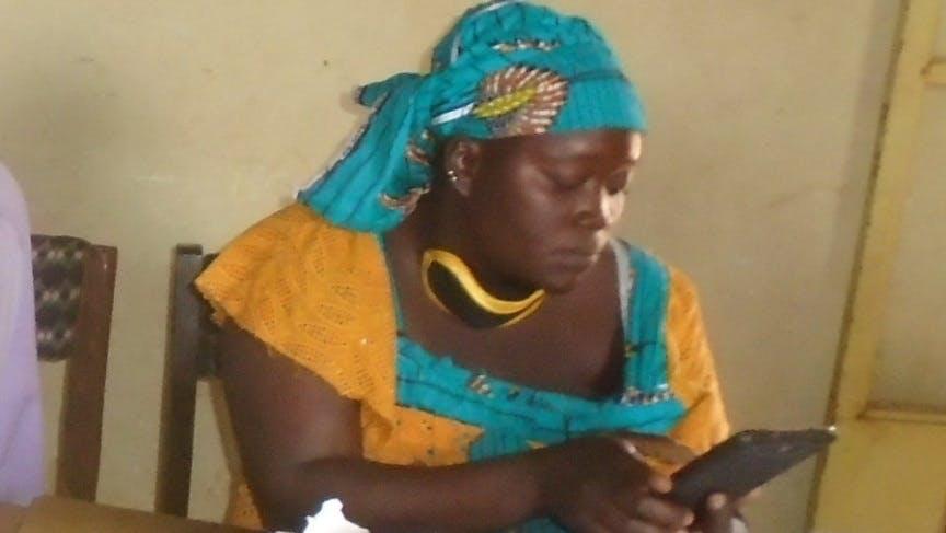 Mme Fatoumata Coulibaly