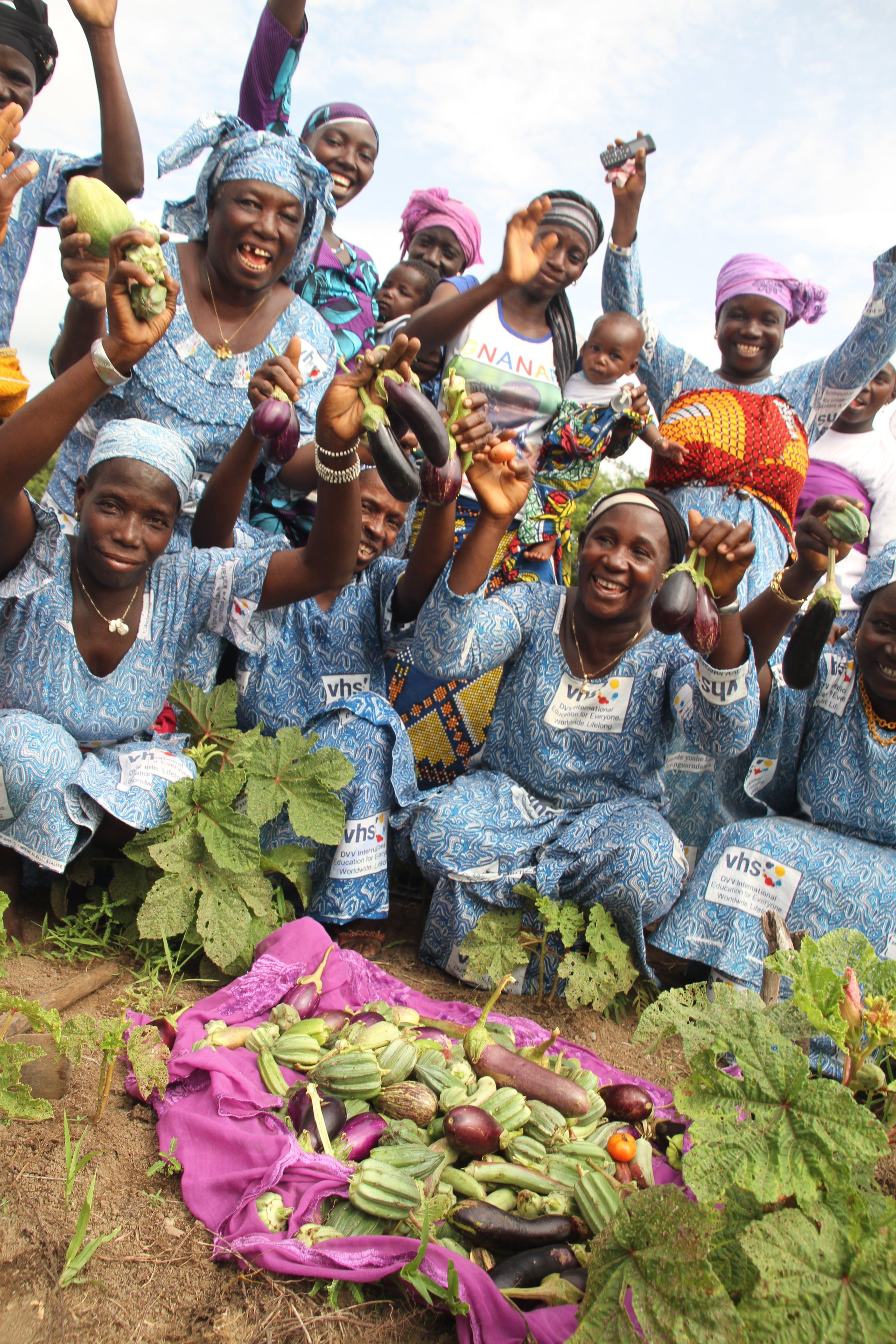 8 on a bien racolté à Sabadou Baranama Guinée